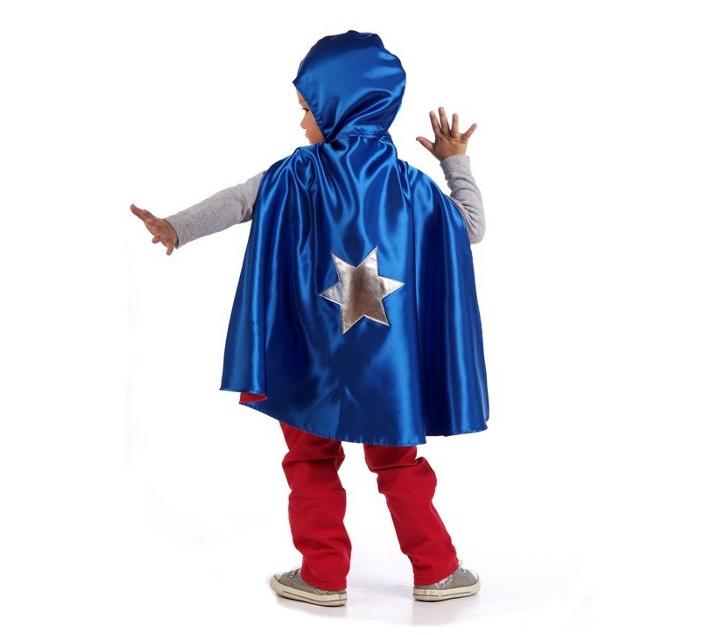 Capa de Superheroi