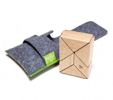 Tegu Pocket 8 piezas