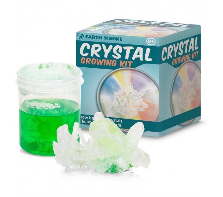 Kit per fer cristalls