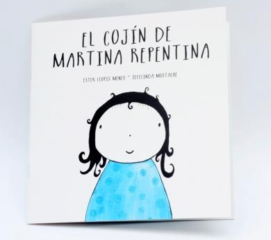"""Cuento """"El cojín de Martina Repentina"""""""