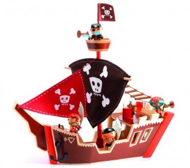 Barco Ze pirata