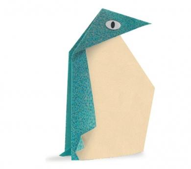 Papiroflexia origami animals grans