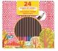 24 llapis de colors