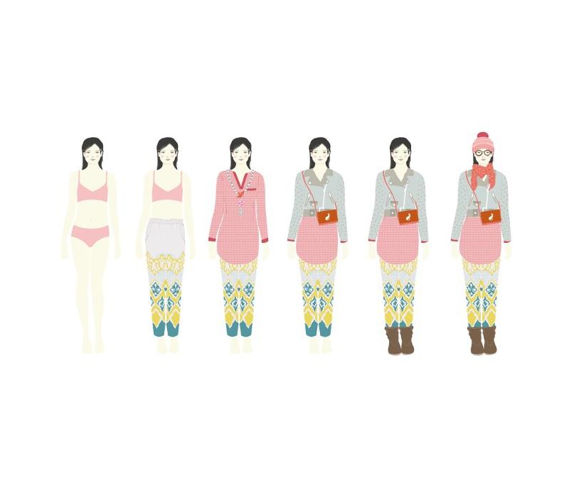Munecas Para Vestir Djeco