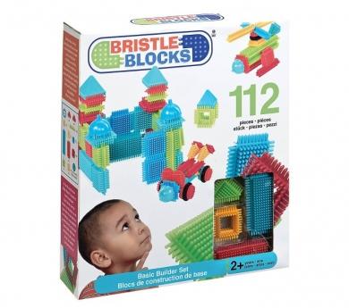 Bloques Bristle 112 piezas