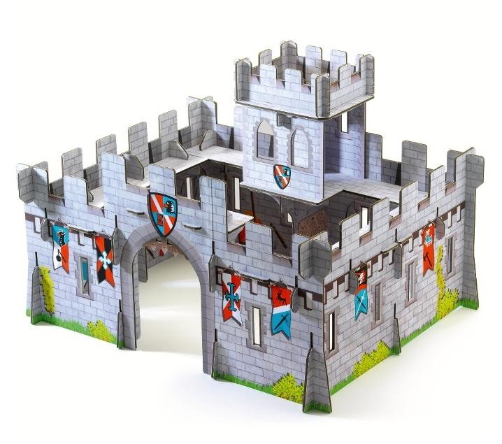 Castillo medieval Pop to Play
