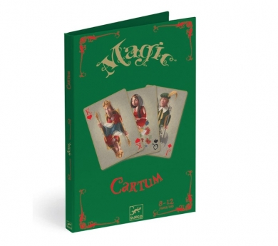 Juego de magia Cartum