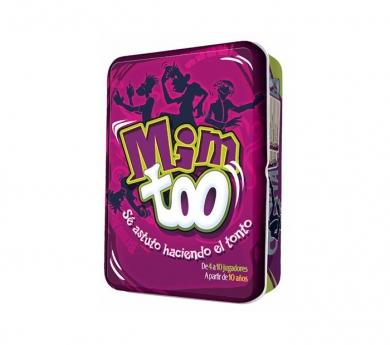 Mim Too, joc de mímica