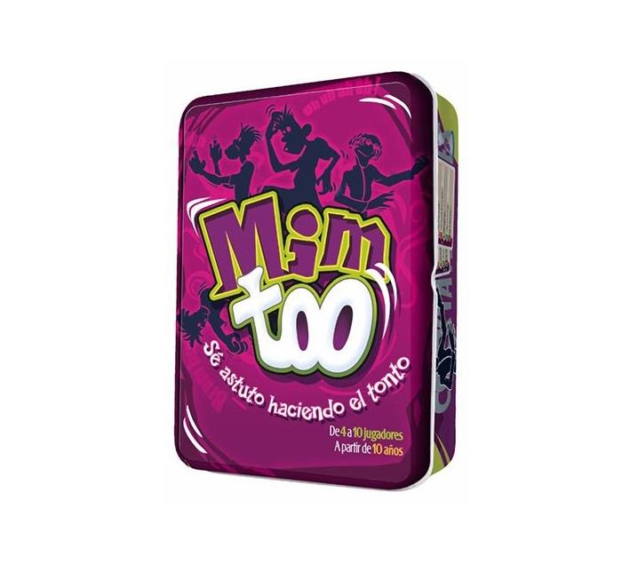 Mim Too, juego de mímica