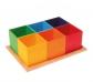 Cubos para clasificar