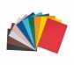 100 Cartulinas de colores
