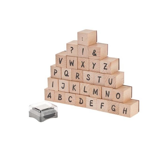 Imprenta de sellos cubo
