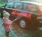 Spray graffiti lavable Negro