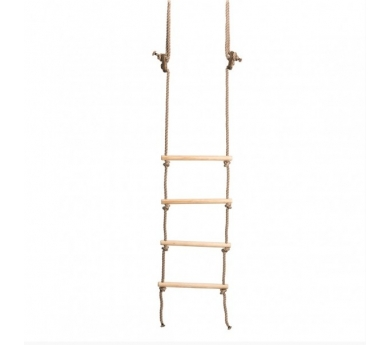Escalera de cuerda premium