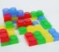 24 Peces d'encaixar de silicona