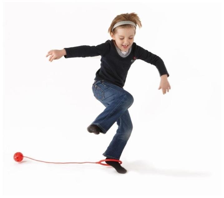 Aro de tobillo para saltar