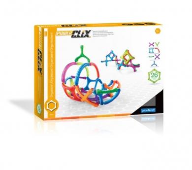 Power Clix orgánicos 26 piezas