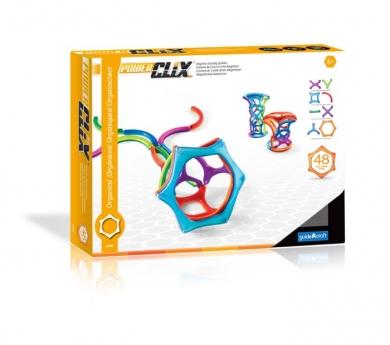 Power Clix orgánicos 48 piezas