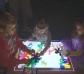 Taula de llum de LEDS portàtil A3