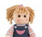 Muñeca de tela tradicional Penny