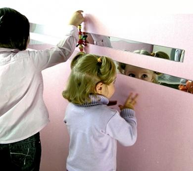 Tiras de Espejo de seguridad