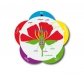 Disco giratorio partes y funciones de la flor