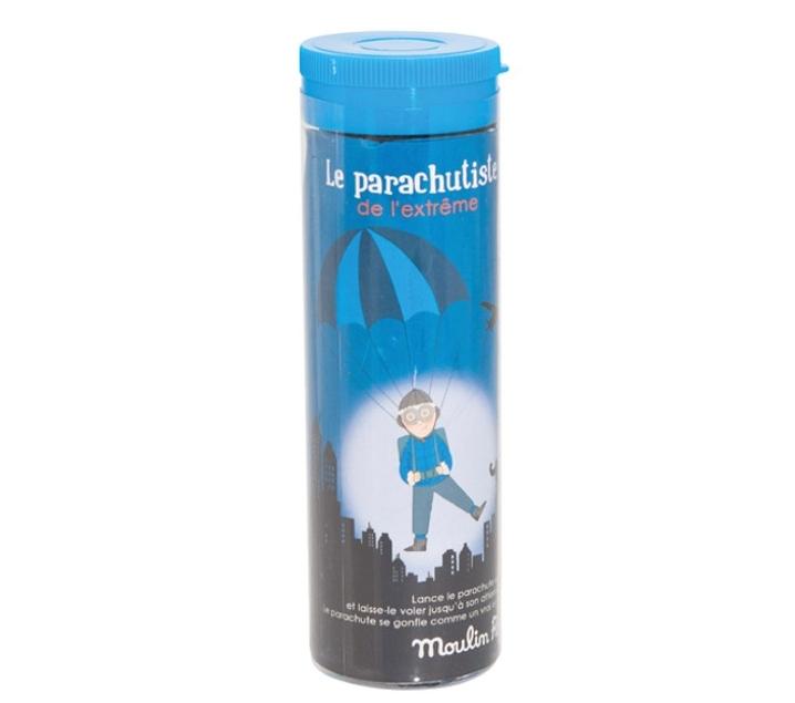 Paracaidista de juguete