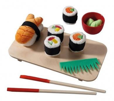 Sushi de juguete