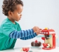 Cafetera de cápsulas de juguete