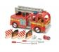Gran camió de bombers de joguina
