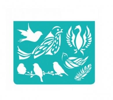 Miniplantilles d'ocells