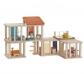 Casa creativa amb mobles