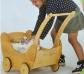 Cotxet de fusta PREMIUM
