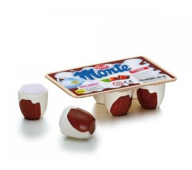 Petit Suisse de joguina de fusta