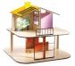 Casa de muñecas Color house Djeco