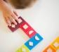 Domino sensorial i pista de fitxes