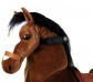Gran caballo para cabalgar
