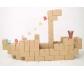 Ladrillos de construcción GIGI XL 96 piezas