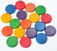Monedas arco iris