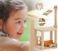Casa creativa modular con muebles