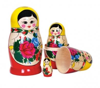 Nines Russes Flor de 5