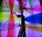 Conjunt de 6 foulards de colors