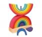 Doble arco Iris para encajar