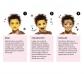 Conjunto de 8 cremas de maquillaje profesional