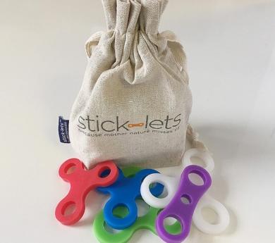 Stick-lets 6 peces