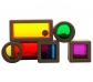 Bloques arco iris con sonidos