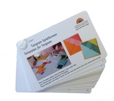Targetes figures tangram