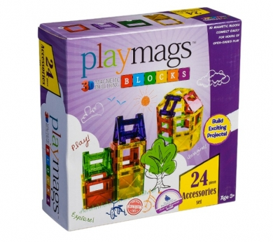 Playmags 24 piezas