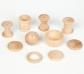 10 piezas para la panera de tesoros