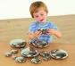 Piedras sensoriales efecto espejo